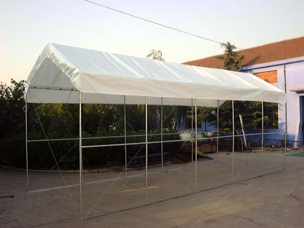 Boat Shelter Canopy : Boat cover shelter tent tarpaulin covers